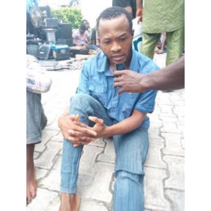 Ugochukwu Arugo kills lady